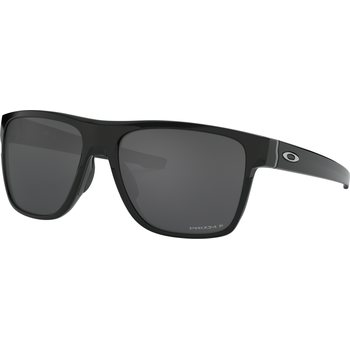 Oakley Crossrange XL Polished Black w / Prizm Black Polarized