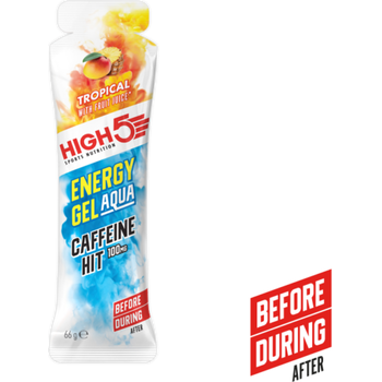 High5 Energygel Aqua Caffeine Hit 66ml