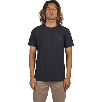 Rip Curl Set Up Tee, Washed Black, S