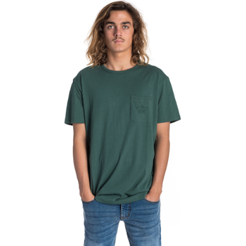 Rip Curl Organic Pocket Short Sleeves Tee, Forest Green, M