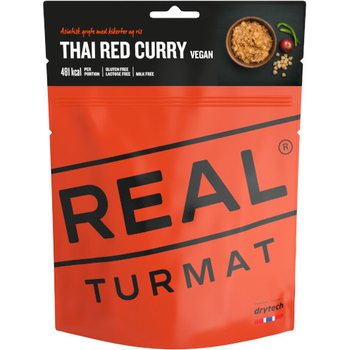 Real Turmat Thai Red Curry (VE)