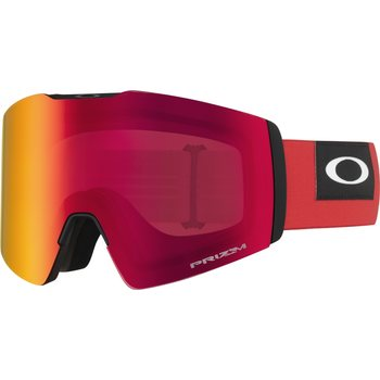 Oakley Fall Line XL Blockedout Red w/ Prizm Torch Iridium
