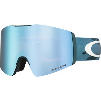 Oakley Fall Line XL Mark McMorris Signature Clas Camo Blue w/ Prizm Sapphire Iridium