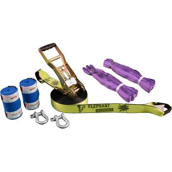 Elephant Slacklines Freak Flash Line Set 25m
