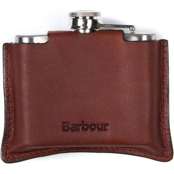Barbour 4oz Hinged Hip Flask