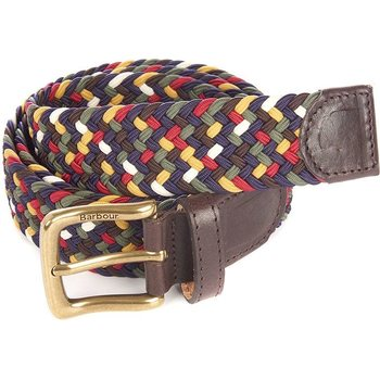 Barbour Tartan Coloured Belt Gift Box