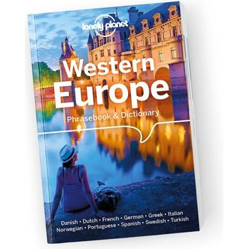 Lonely Planet Western Europe Phrasebook