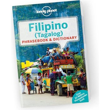 Lonely Planet Filipino Phrasebook