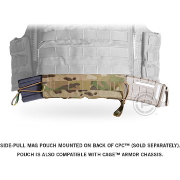 Crye Precision SIDE-PULL MAG POUCH