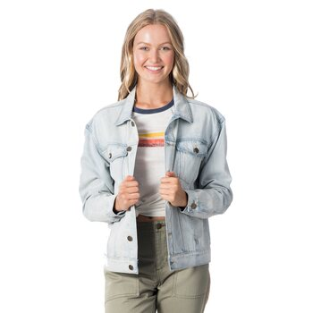 Rip Curl Keep On Surfin Denim Jacket
