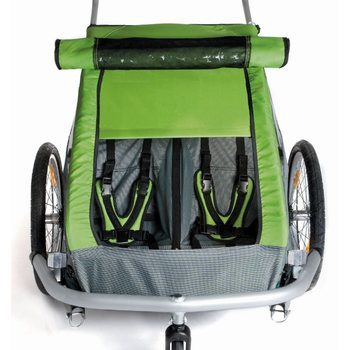 Croozer Sun Cover Kid for 1 (2008-2015), Sininen