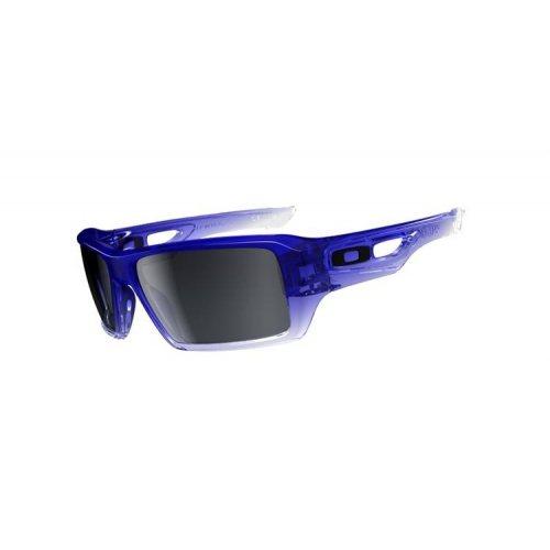 oakley eyepatch 2 blue fade
