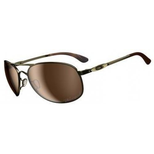 oakley given polished gold