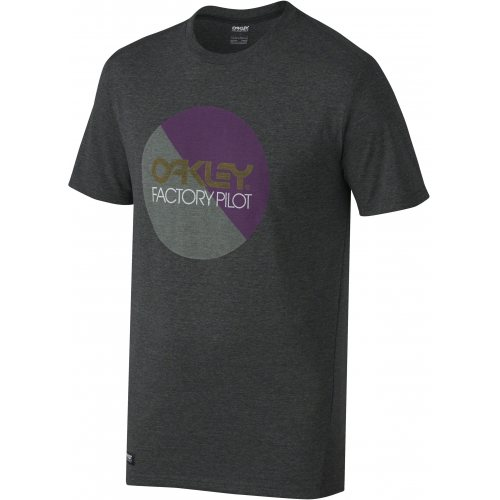 Oakley Factory Pilot Circle Graphic Tee