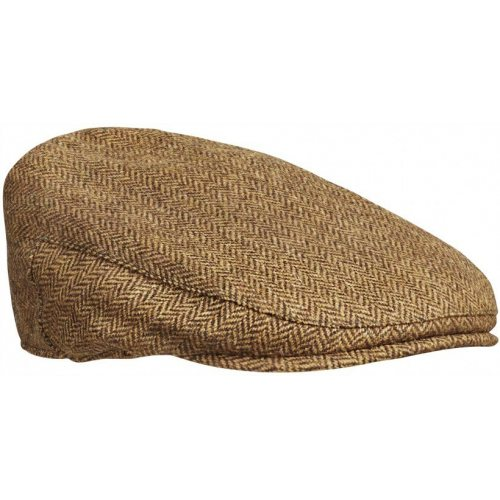 Chevalier Hawick Tweed  6-pense Cap