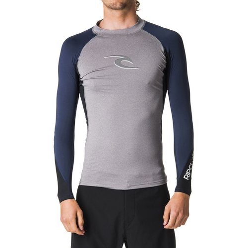 Rip Curl Wave Long Sleeve UV Tee Rash Vest