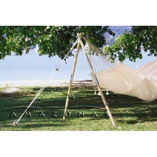 Medium image of amazonas hammock stand madera