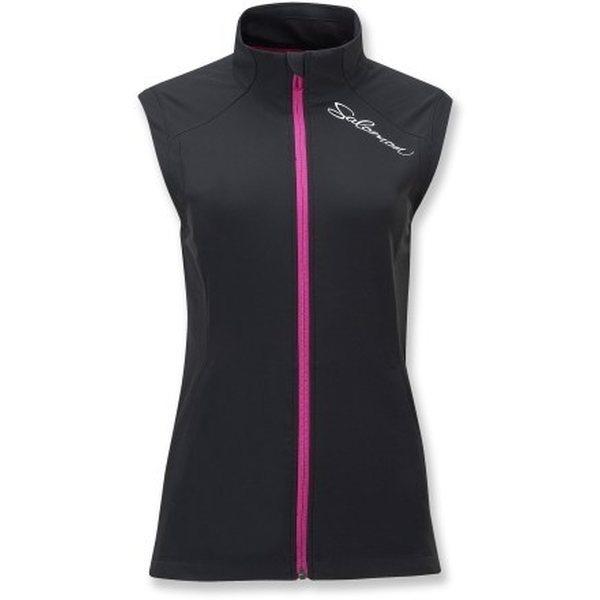 c64d24373738 Salomon Momemtum II Softshell Vest Women
