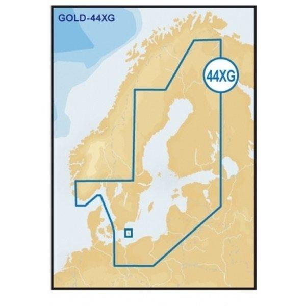 Navionics Gold 44xg Sd Msd Kartta Suomen Jarvet Suomenlahti Ja