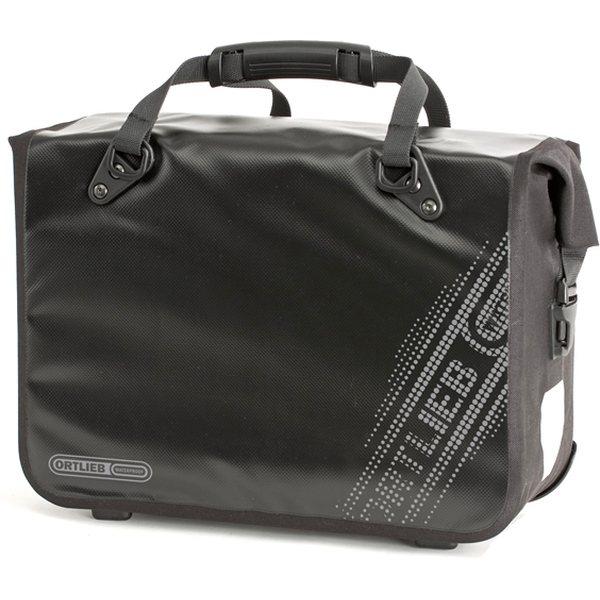 Ortlieb Office Bag L Ql2 1 Black N White