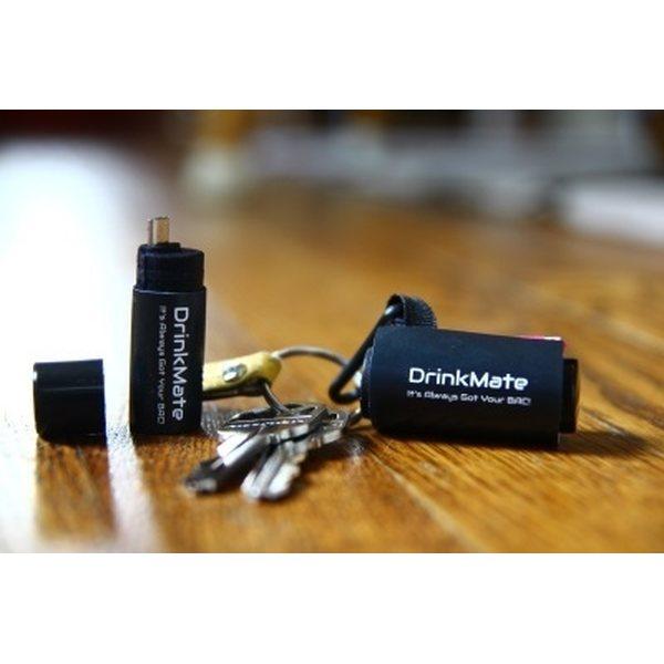 Drinkmate breathalyzer