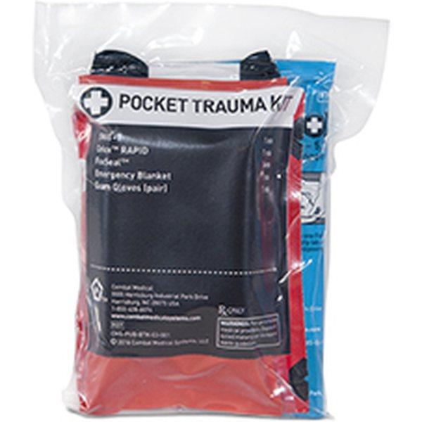 Combat Medical Mojo Pocket Trauma Kit, Advanced