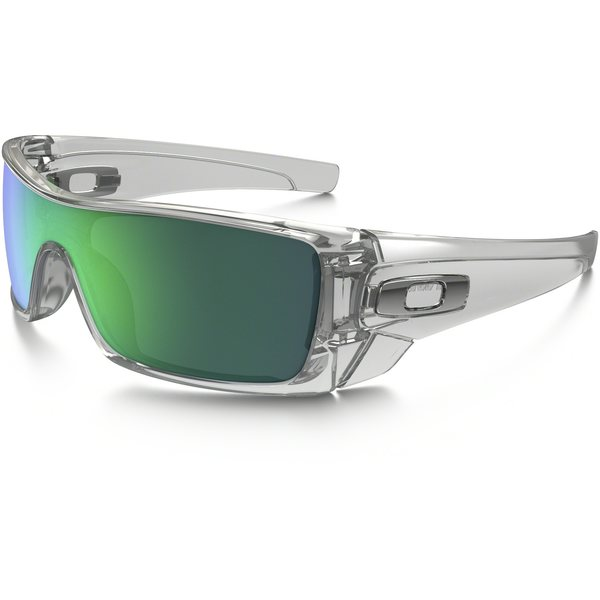 329ce2f9e ... wholesale oakley batwolf polished clear w jade iridium 3724e 957a4