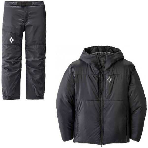 b5ac3e0c941 Black Diamond Stance Belay Pants + Stance Belay Parka