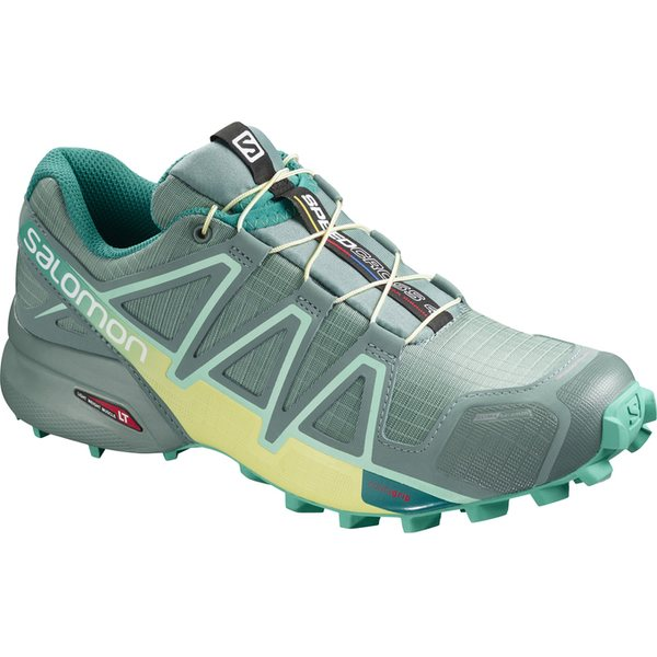 finest selection 57f5d 8a3b9 Salomon SpeedCross 4 CS Women