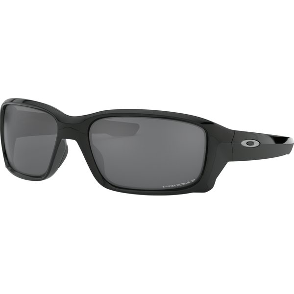 Oakley Straightlink Polished Black w/ Prizm Black Polarized