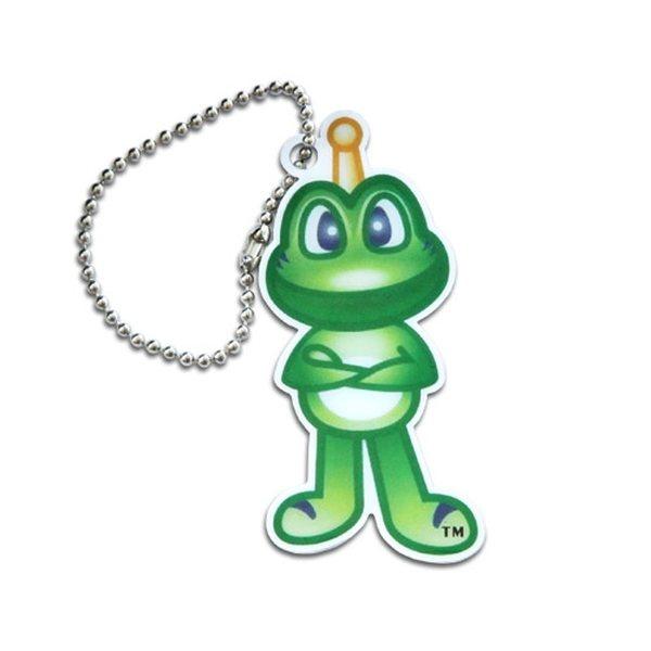 Groundspeak Signal the Frog Travel Tag