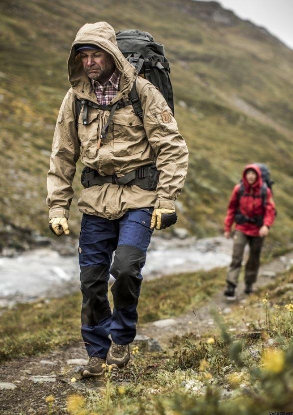 8ba94973551 Fjällräven Sarek Trekking Jacket