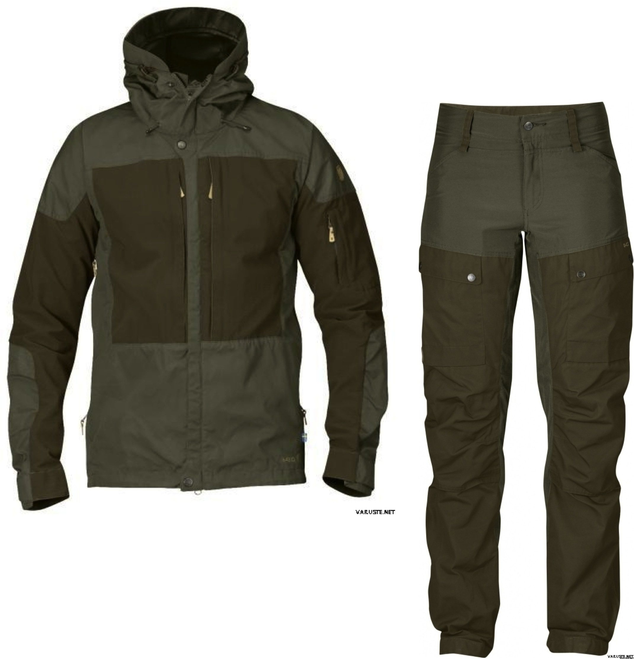 2288cc63dc5ab Fjällräven Keb Jacket & Trousers Regular Women | Outdoor Clothing Sets |  Varuste.net English