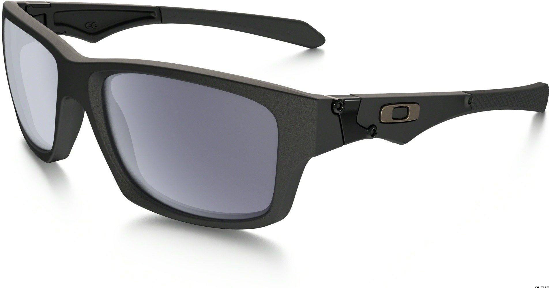 Oakley Sonnenbrille Jupiter, UV 400, schwarz