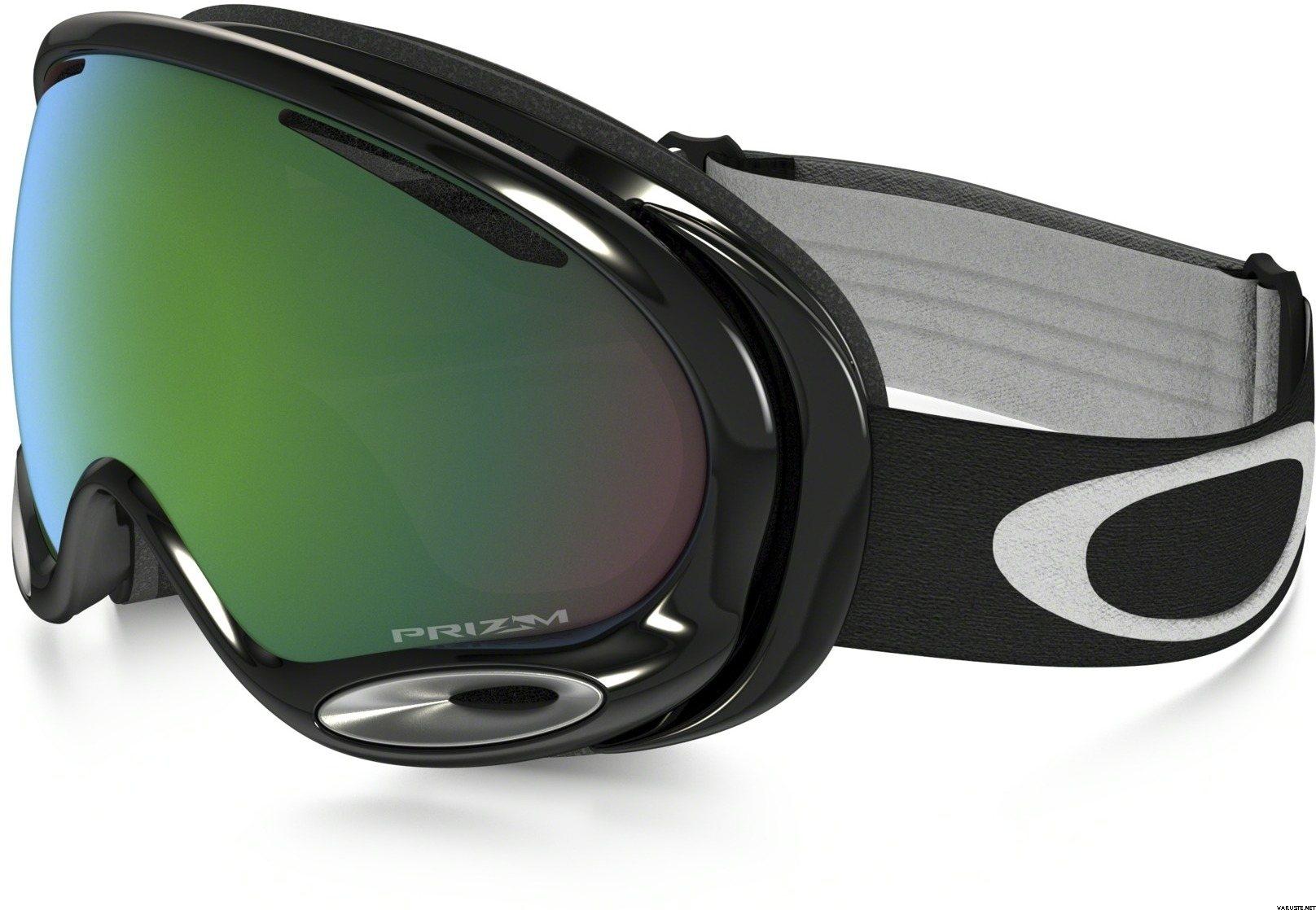 cc9b61f6d6d3 Oakley A-Frame 2.0 Jet Black w Prizm Jade Irid