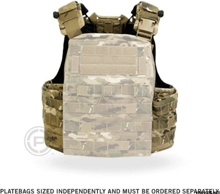 Crye Precision CAGE Plate Carrier™ (CPC) | Plate Carriers / Covers ...