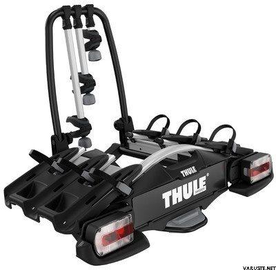 thule velocompact 927 towbar and boot bike racks. Black Bedroom Furniture Sets. Home Design Ideas