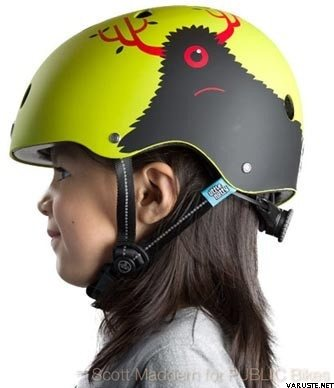 nutcase little nutty little monster matte bike helmets. Black Bedroom Furniture Sets. Home Design Ideas