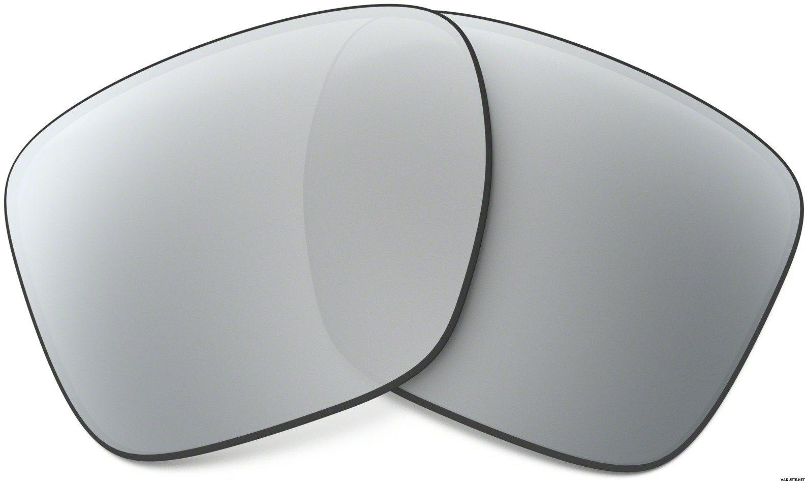 f0e62783091 Oakley Sliver XL Replacement Lenses Chrome Iridium