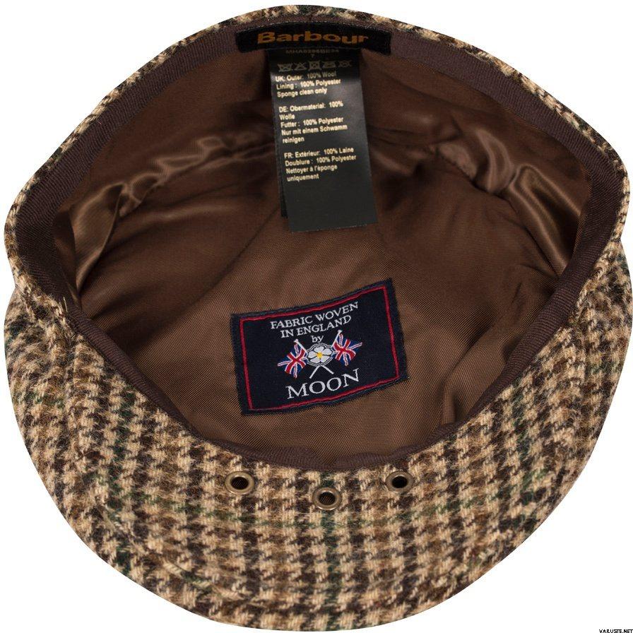 Barbour Moons Tweed Cap  a1bc7a75f2d