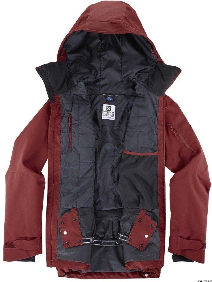 944b9304223b Salomon Qst Guard Jacket Women