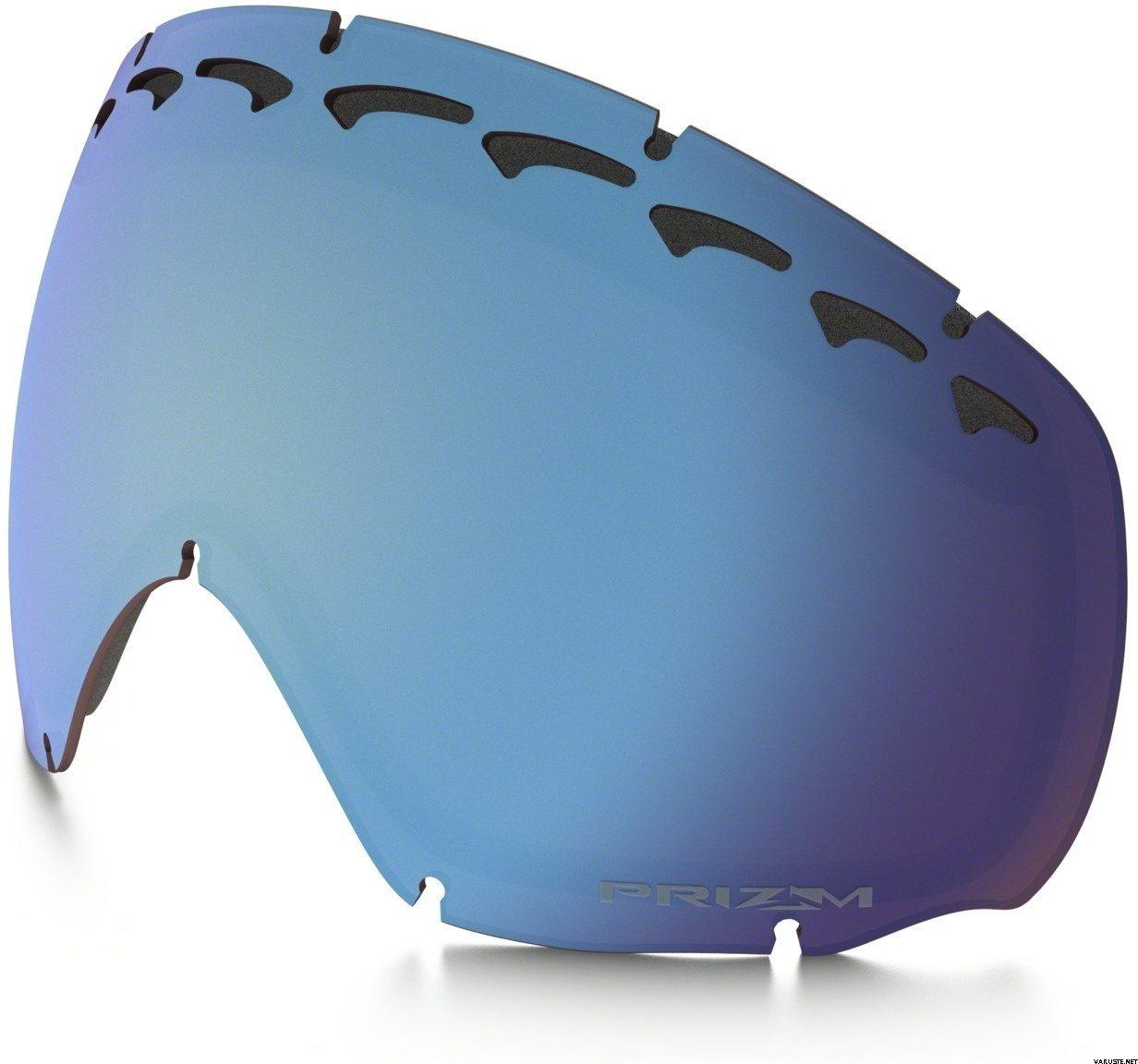 oakley crowbar blue lens