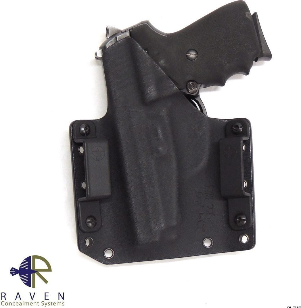Raven Concealment Systems Phantom, Walther PPQ 4