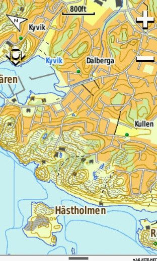 Garmin TOPO Sweden V Pro Electronic Maps Varustenet English - Sweden map for garmin