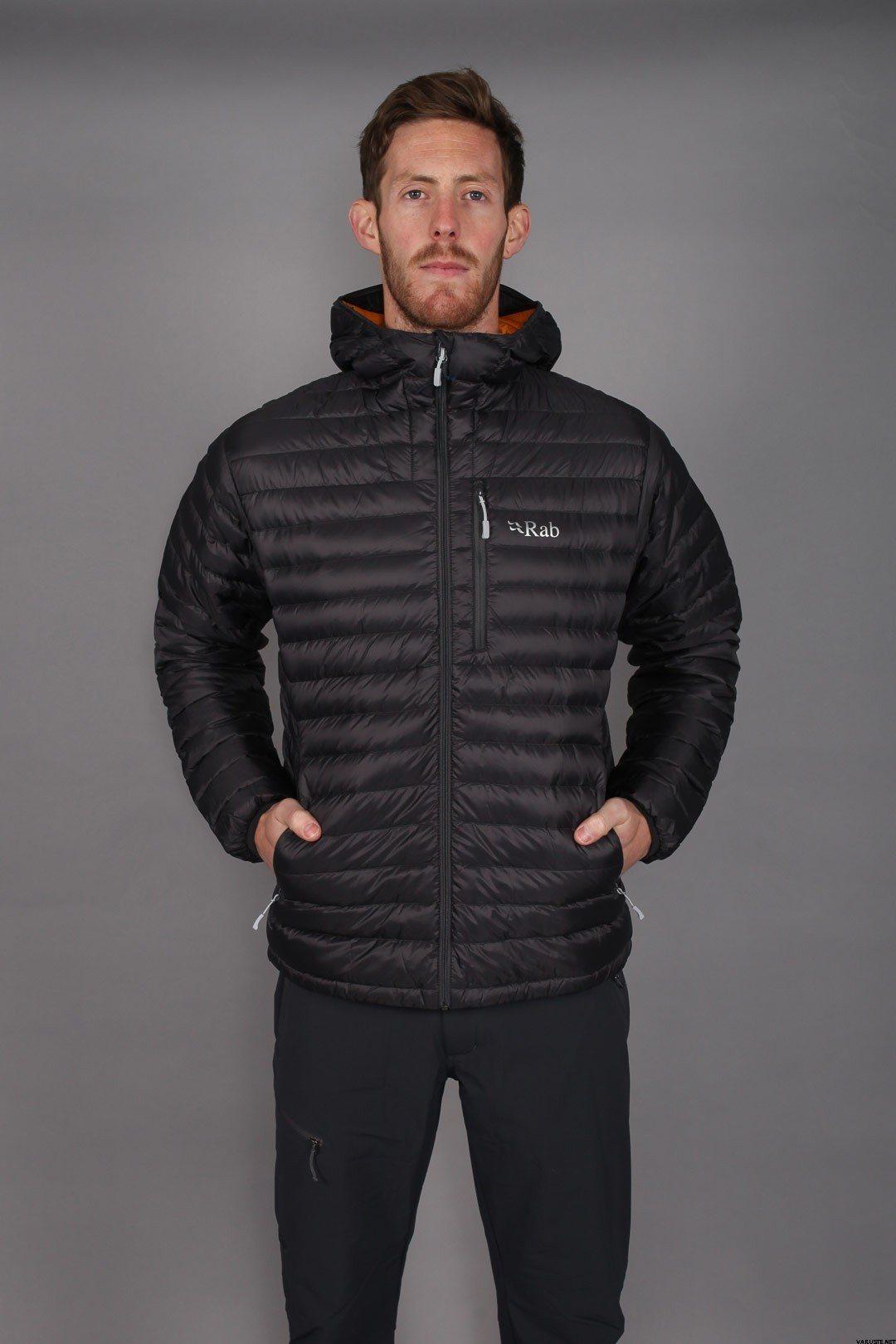 RAB Microlight Alpine Jacket  7bdb37f5c9