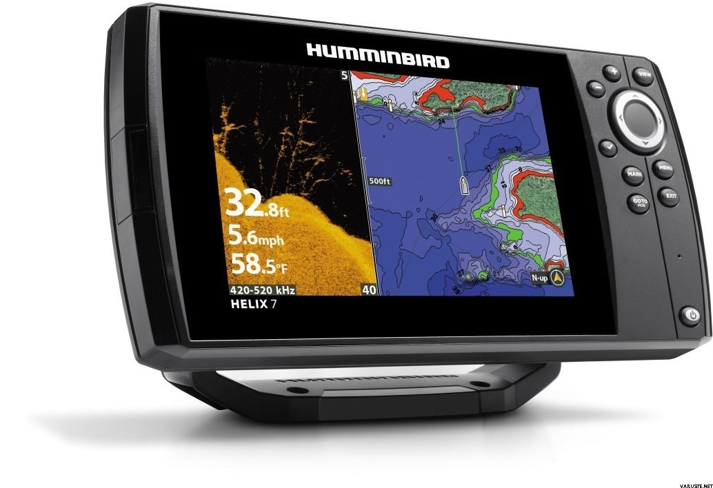 humminbird helix 7 chirp di gps g2n | humminbird | varuste, Fish Finder