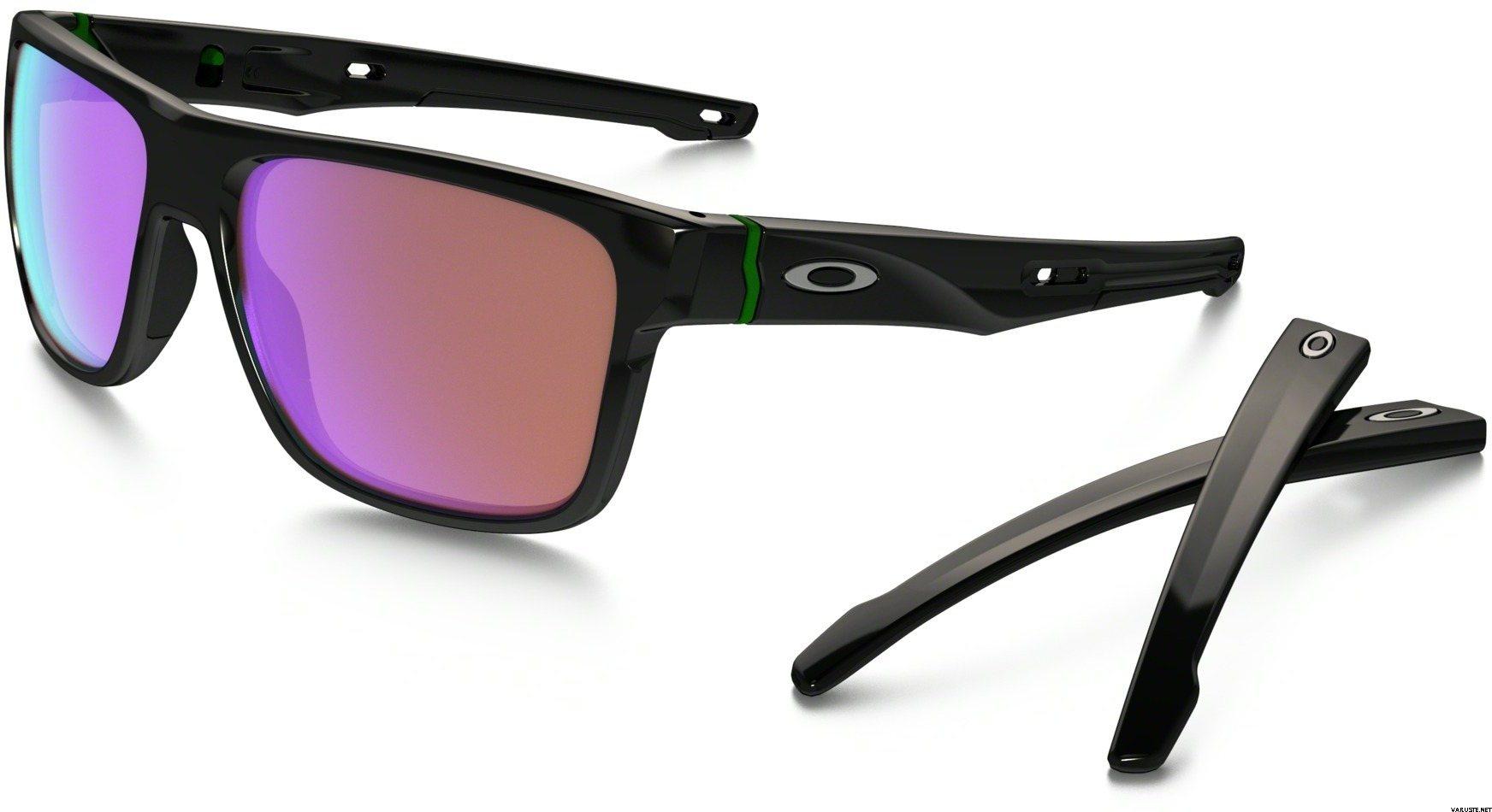 Oakley Crossrange XL Polished Black w   Prizm Golf  9c1c1795d7f