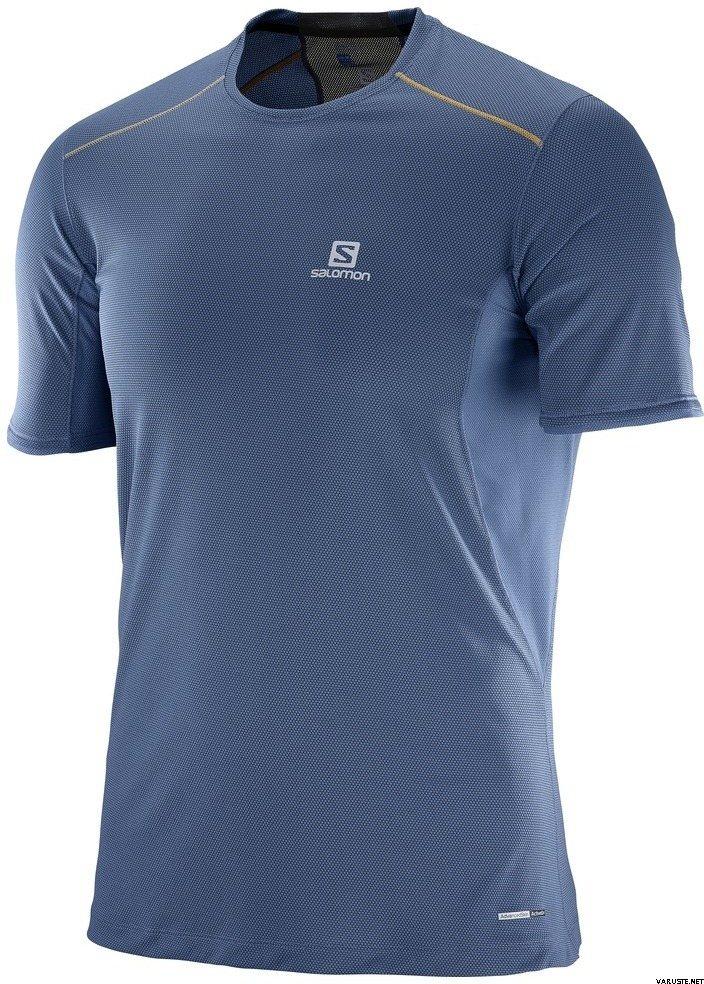 quality design adbe1 738db Salomon Trail Runner SS Tee M