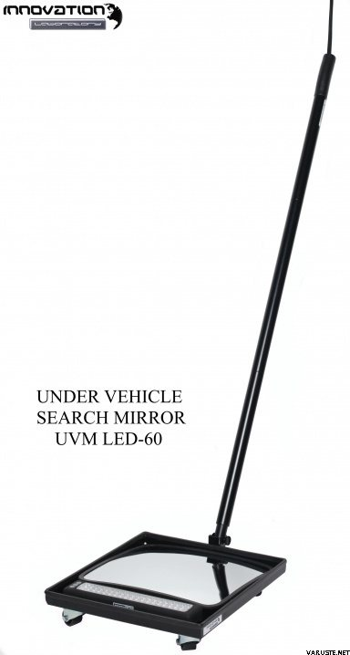 Innovation Laboratories Under Vehicle Mirror Uvm Led 60