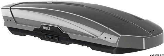 Thule Motion Xt Xl Titan Silver Th 6298 Roof Boxes And